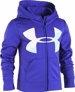 Under Armour Girls' Bl Fleece Hoody - Choose SZColor