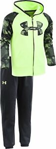 Under Armour Boys' Utility Hoody Track Set - Choose SZColor