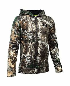 Under Armour Boys' Icon Camo Hoodie - Choose SZColor