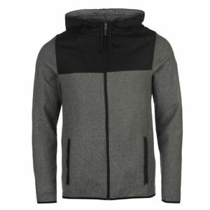 Under Armour ColdGear Infrared Full zip Hoody Mens Grey Hoodie Jacket Sportswear