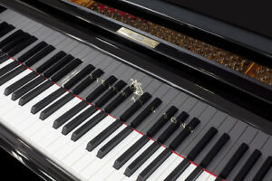 Steinway (Hamburg) Model M Grand Piano - VIDEOS - Between S and LOAB
