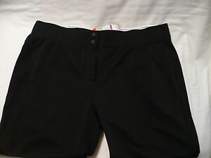 NWT Under Armour Women's Low Rise Softball Pants Black Size XXL