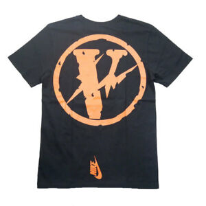 VLONE  Fragment Design  THE PARKING GINZA  NIKE FRGMT TEE T-shirt BLACK S