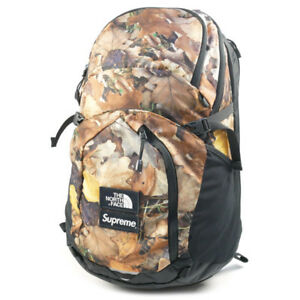 SUPREME  THE NORTH FACE 16 AW Pocono Backpack Backpack BROWN