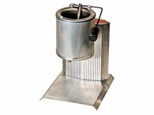 Lee Precision Production 20 Pound Lead Melting Pot IV 4 With Base House Home New