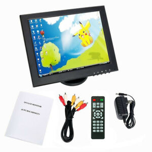 12 inch VGAAVHDMITVVideo input CCTV TFT LCD Monitor Computer Display Screen
