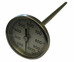 Lead Pewter Zinc Bullet Casting Thermometer 6