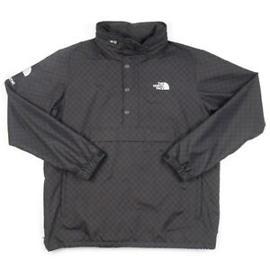 SUPREME  THE NORTH FACE 11 SS PULLOVER Jacket BLACK L