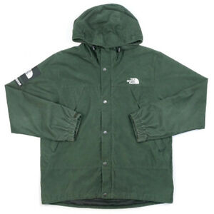 SUPREME  THE NORTH FACE 12 AW Mountain Shell Jacket corduroy GREEN L