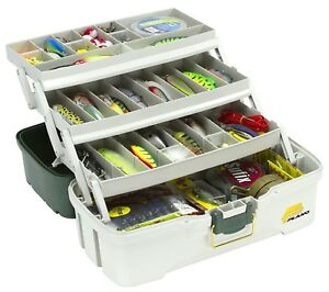 Fishing Tackle Box Lures Lines Bait Hooks Fish Case Fishing Tool Accessories