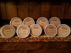 Fall Collection 1 oz. Soy Wax Tart Wax Melt Handmade Highly Scented