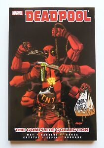 Deadpool The Complete Collection Vol. 4 NEW Marvel Graphic Novel Comic Book