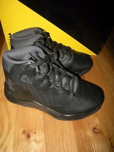 New Toddler Boys Black Under Armour Curry 2.5 Tennis Shoes Size 12