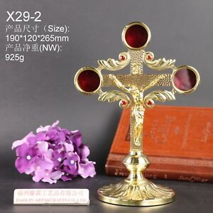 Brass Reliquary Ornate for relic Church X29 2 $204.60