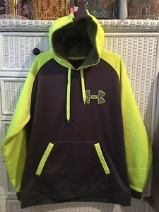 Under Armour Loose Coupe Men's Hoodie Sz XL