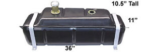 Steel Universal Fuel Tank with 3