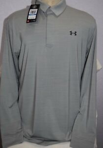 NWT! Under Armour Men's  Golf Polo Shirt Playoff $69.99
