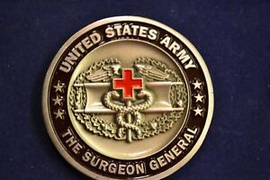 RARE- LTG Patricia D. Horoho- Surgeon General of the Army Command Coin