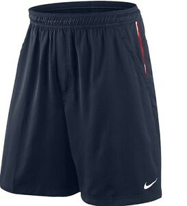 NWT Nike Federer 2012 NYC Open Hard Court Tennis Shorts 480244-451 Nadal NEW XL