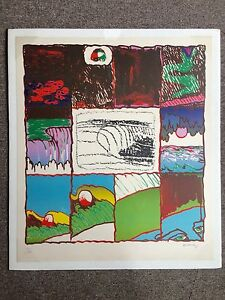 Alechinsky Pierre 1978 Lithograph A L#x27;Imprinerie 1 Signed Numbered Cobra Art $1725.00