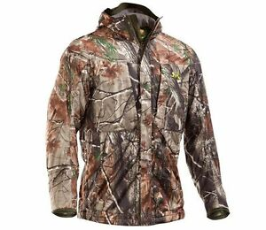 Under Armour 1231160 340 Cold Gear Scent Control Storm Gunpowder Hunting Jacket