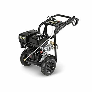 Karcher HD 2.530 CH Cold Water Pressure Washer Gas Powered Direct Drive 2.5 ...