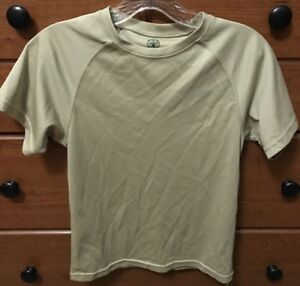 Boys Youth  BSA Dry Fit Short Sleeve Shirt Youth Small Boy Scout Of America