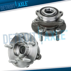2 Front Wheel Bearing Hub Assembly 2013 2015 2016 Ford Fusion Lincoln MKZ $98.17