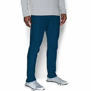 Mens Under Armour Elevated Knit Pant Blackout Navy 4XL x One Size