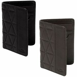 Oakley Men#x27;s Leather Slim Wallet
