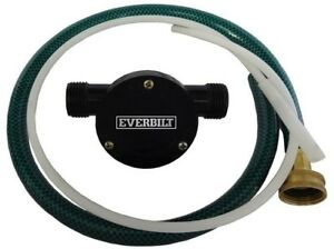 Everbilt 300 GPH Drill Pump Kit Used for Transferring Small Amounts Water Power