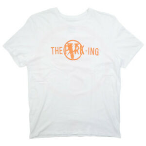 VLONE  Fragment Design  THE PARKING GINZA  NIKE FRGMT TEE T-shirt WHITE XXL