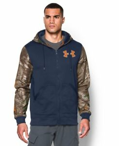 Under Armour Men's UA Storm Caliber MagZip Hoodie X-Large Academy