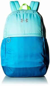 Under Armour Girls Favorite Backpack Blue InfinityBlue Shift Resistant One Size