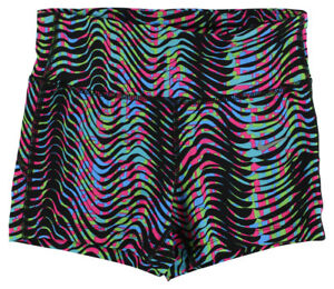 Nike Womens Sidewinder Epic Lux Three Inch Shorts Multi Color