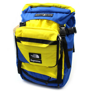 SUPREME  THE NORTH FACE 16 SS Steep Tech Backpack FREE BLUE FREE