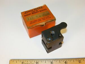 LYMAN SINGLE CAVITY BULLET MOULD MOLD F. W. KACHELRIES DESIGN GAS CHECK 198 GR.