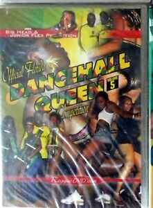 SEALED NEW OFFICIAL FLORIDA DANCEHALL QUEEN COMPETITION DVD Vol. 5 Reggae Dance