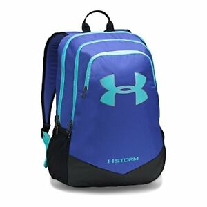 Under Armour Boys' Storm Scrimmage Backpack Constellation PurpleBlack One Size