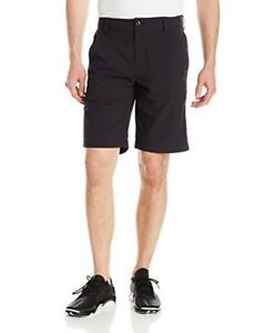 Under Armour Mens Chesapeake Shorts Black Size 34