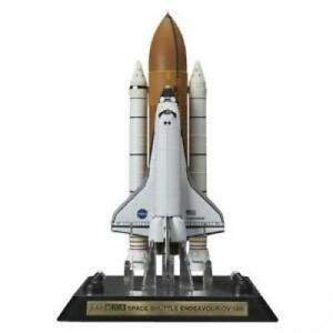 Adult super alloy space shuttle Endeavor (with initial benefit): Bandai