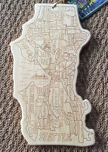 Totally Bamboo Serving Board Seattle 100% Bamboo Board for cutting amp; serving
