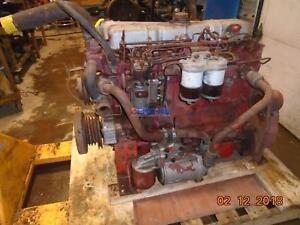 Perkins 6.354 Engine Complete Good Running A- ESN: 3543U6714TL BCN: 3711490012