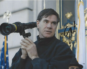 DIRECTOR GUS VAN SANT SIGNED AUTHENTIC 'GOOD WILL HUNTING' 8X10 PHOTO D COA MILK