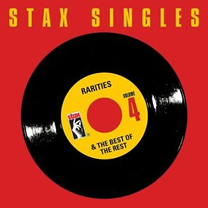 STAX SINGLES VOL 4: RARITIES & THE BEST OF THE REST - NEW CD BOX SET