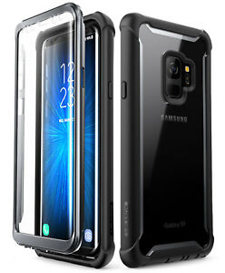Samsung Galaxy S9  S9 PLUS  Case i-Blason Ares Full-body Protective Clear Cover