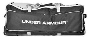 Under Armour Professional Wheeled Catchers Bag Black Bat bag Softball Football