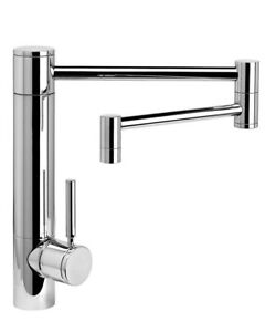 Waterstone 3600-18-SS Hunley Kitchen Faucet - 18