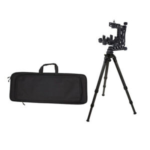 Crux Ordnance Adjustable Rifle SupportRest and 34mm Tripod Kit