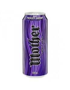 Mother Energy Drink Berry 500ml x 24